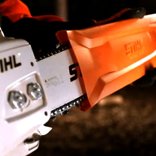 Animation Television Commercial – Stihl – Chainsaw